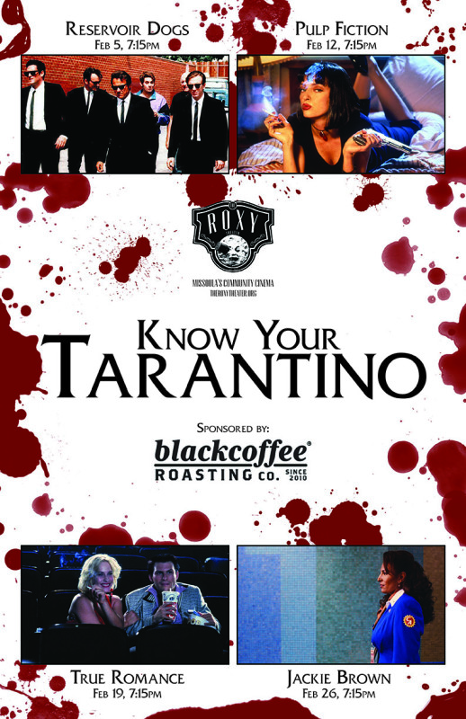 Know Your Tarrantino